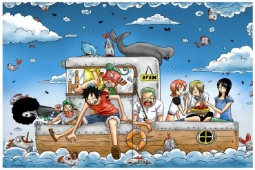 Theme One Piece cho Chrome, Firefox