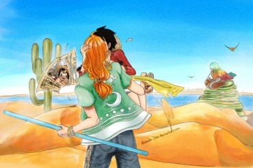One Piece Chapter 749