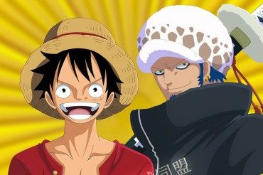 One Piece Chapter 758