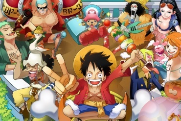 One Piece Party Chap 0.4