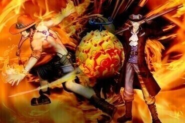 One Piece TV Special 9: One Piece Episode of Sabo!