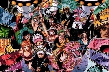 One Piece Chapter 800