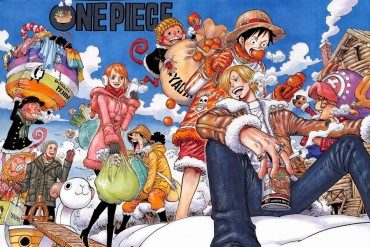 One Piece Chapter 811