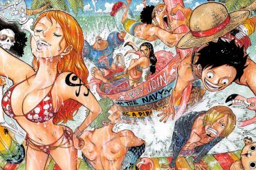 One Piece Chapter 832