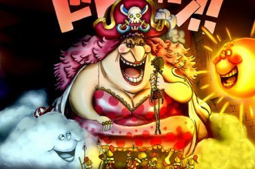 One Piece Chapter 854