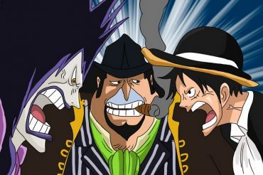One Piece Chapter 859