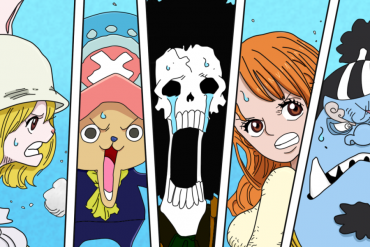 One Piece Chapter 887