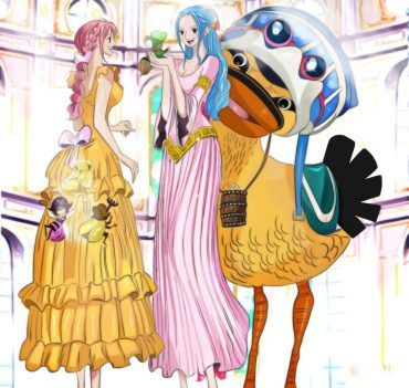 One Piece Chapter 906