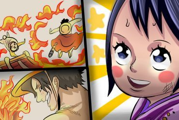 One Piece Chapter 918